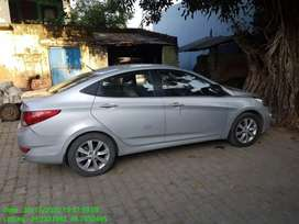 Hyundai Verna 2012 Diesel 74000 Km Driven