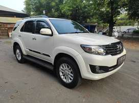 Fortuner 2.7 G Lux 2011 Cash