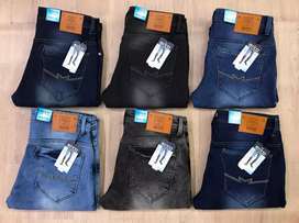 Knitted mufti ankle fit jeans available for wholesale
