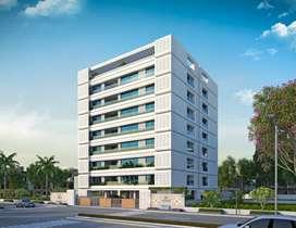 4BHK Apartments at Alkapuri