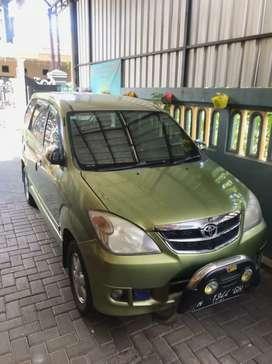 Avanza 2008 hijau metalic bugis pakis
