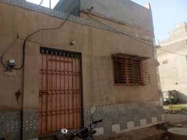 110 Square Yard House available for Sale Proper 2 Unit Allah Wala Town