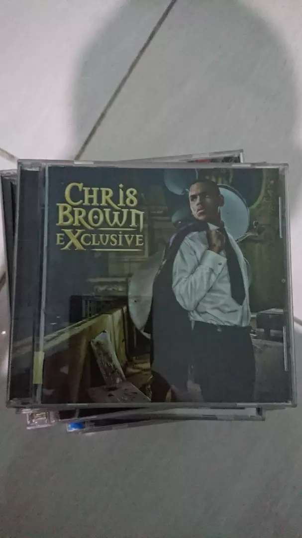 CD Original Chris Brown 0