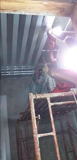 Jasa Pemasangan Plafon Indofon Bawang Banjarnegara