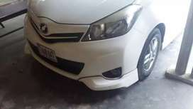 Body kit for Toyota Vitz