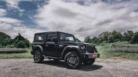 A NEW MAHINDRA THAR 2021 DIESEL READY FOR DELIVER