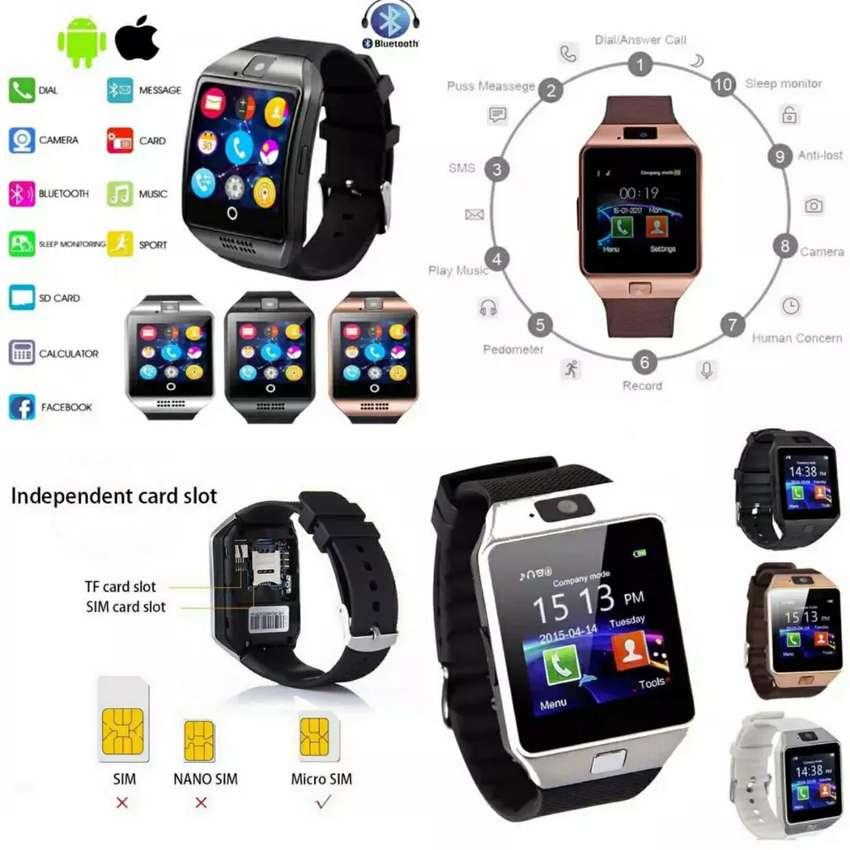 Jam hp pintar Smart watch U9 0