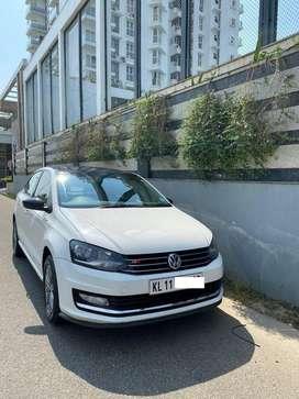 Volkswagen Vento 2016 Diesel Well Maintained