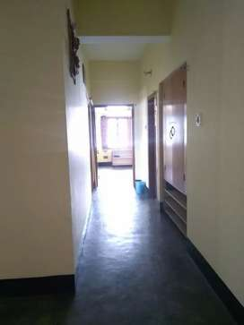 Two room part house rent at ulubari