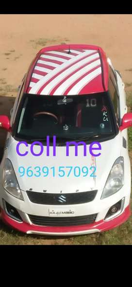 New condition car