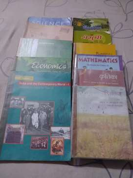 Class 9th Book Set