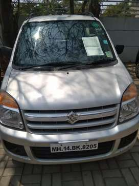 Maruti Suzuki Wagon R 2008 LPG Well Maintained