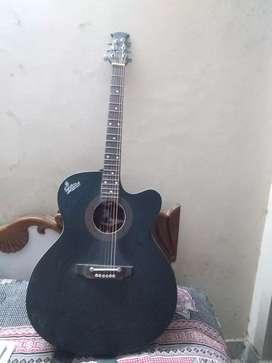 Signature Guitar (matte black)