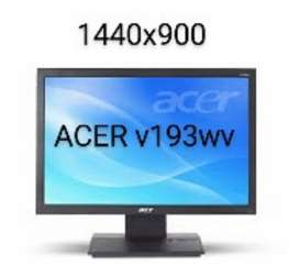 Acer 19inches LCD (v193wv)