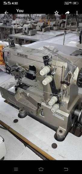 Sewing machine Flatlock