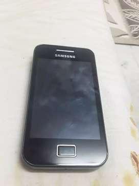 Samsung mobile.