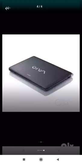 Laptop sony model sve1513cynb