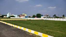 Cmda aproved plots near kamakshi amman  temple