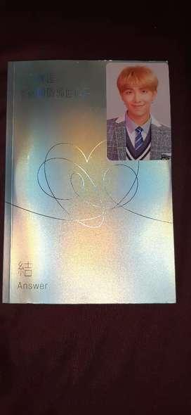 Album BTS LY Answer Ver L