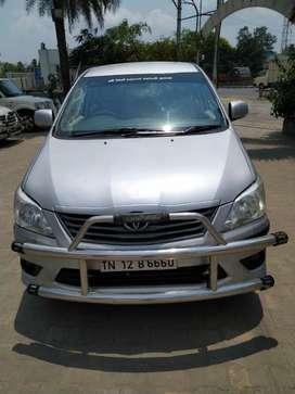 Toyota Innova 2.5 G BS IV 8 STR, 2014, Diesel