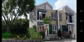 Rumah baru konsep villa di ujung berung bandung