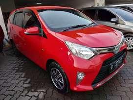 Toyota Calya ' G Manual 1.2 CC 2017 Siap Pakai Pajak Aman Dp 20 Juta