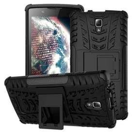 RUGGED ARMOR Lenovo A2010 A6000 A6010 plus soft case casing back cover