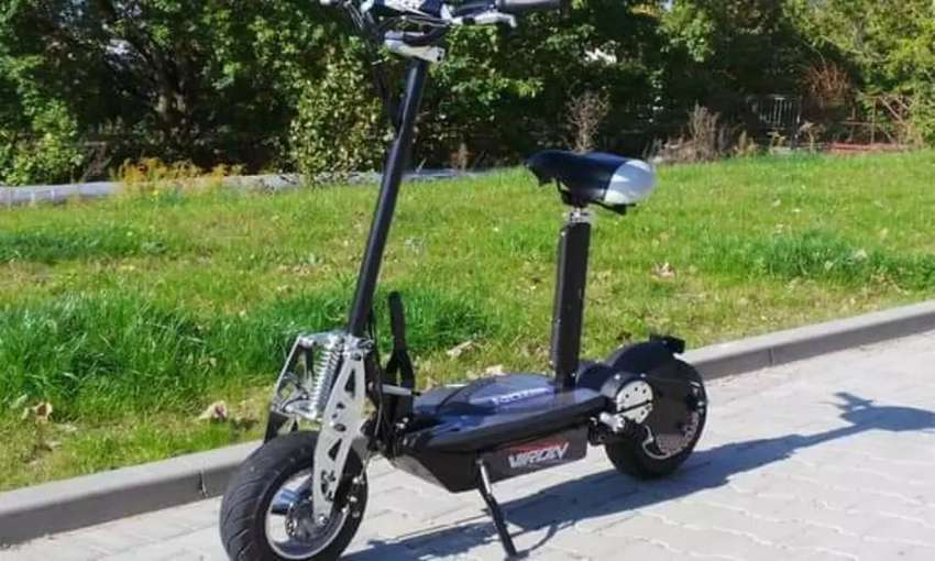 USA & UK Brand Electric Scooters