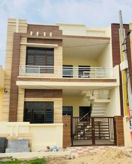 Newly buitup kothi for sale sector 115 in gated socity 110 sq gaj