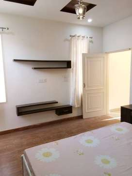 ON KHARAR LANDRAN HIGHWAY 1BHK FULLY FURNISHED FLAT IN 14.90 IN MOHALI