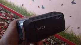 HENDICAM Sony HDR-CX405 no minus siap pakai