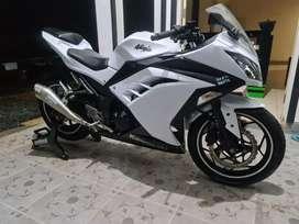 Motor Kawasaki Ninja 250cc