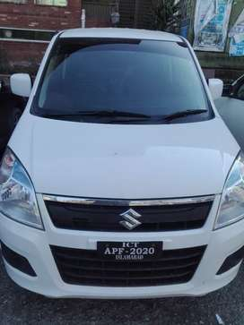 WagonR VXL  new 2020 registered for sale lower than invoice price