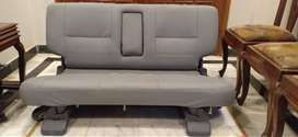 Toyota Prado 90 series seats
