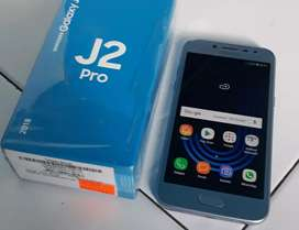 Samsung J2 Pro Silver