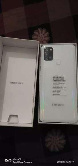 Brand new Samsung A21s