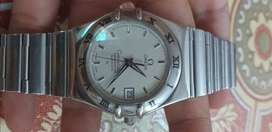 Omega constellation chronometer automatic swiss made for sale