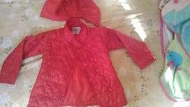 UNUSED Kids winterwear Trendy Jacket