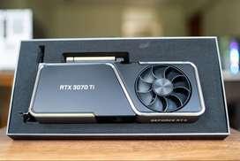 Nvidia geforce rtx 3070 ti Graphics card rtx3070 ti