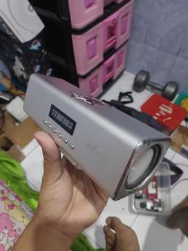 Player Speaker Usb Kecil bisa buat radio microsd usb