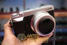 Kamera Mirrorless Panasonic Lumix GX85 Lensa 12-32mm Wi-Fi Touchscreen