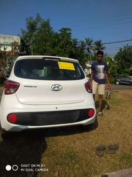 Grand i10 automatic full option