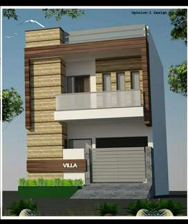 Independent Villa for sale in Ganganagar -Mawana Road