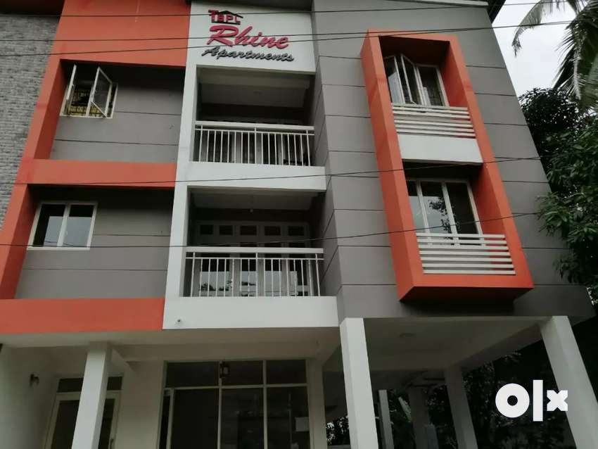 2 BHK flat for rent near Thrissur Engineering College 0