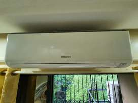 Samsung 1 ton AC  5 star Non-inverter Ac