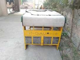 E rickshaw upper body