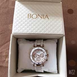 Jam tangan bonia cewek original