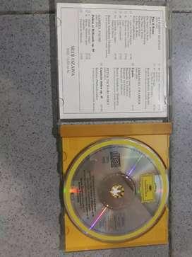 CD audio import