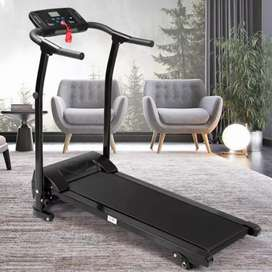 Handed-down Treadmill and cross trainer, Orbitrack are available