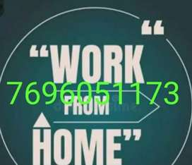 Home based data entry job sample copy and
